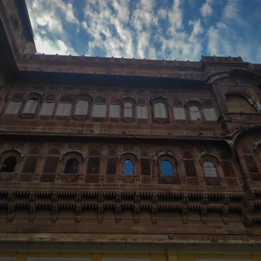 Jaali work on windows